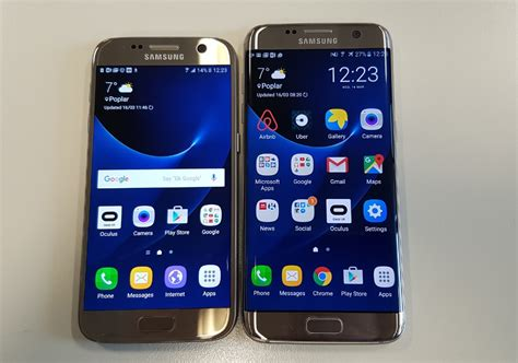 Samsung Galaxy S7 Flat Original Army 1 samsung galaxy note 7 dual edged curved screen likely to