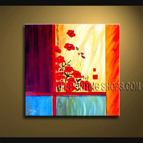 contemporary painting ideas 1000 images about floral oil paintings poppy flower on