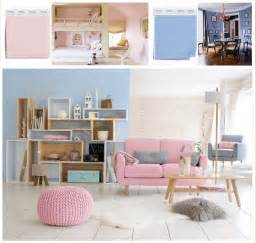 Colorful Interior Design Ideas Pastel Colors Interior Trend Interior Design Ideas