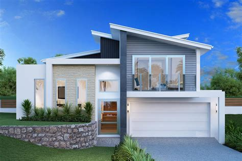 Split Level House Plans Nz Modern 234m2 Split Level Home Views House And Land In Coffs Harbour G J