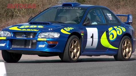 rally subaru subaru rally special by autocar co uk