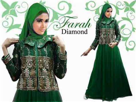 Baju Muslim Farah Dress Gamis Wanita Murah sarimbit muslim gamis dan baju muslim modern terbaru 2015