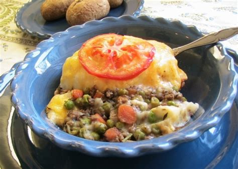 Best Herbs For Cottage Pie by Cottage Shepherds Pie With Herbs Recipe Food