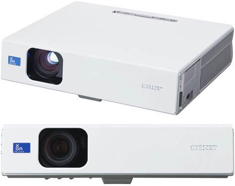 Proyektor Sony Xga sony vpl cx76 xga lcd projector