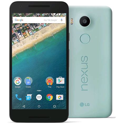 android phones unlocked lg nexus 5x h790 32gb factory gsm unlocked 4g lte android smartphone us model