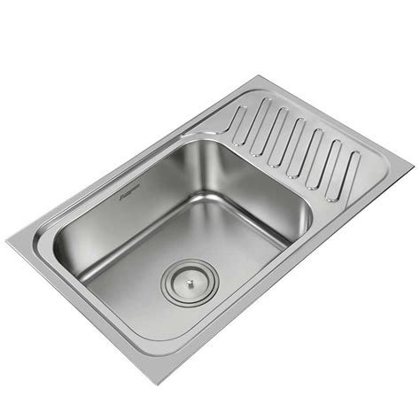 single sink with drainboard high quality kitchen sinks