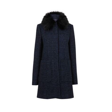 warehouse swing coat the winter coat edit 2016 jacquardflower