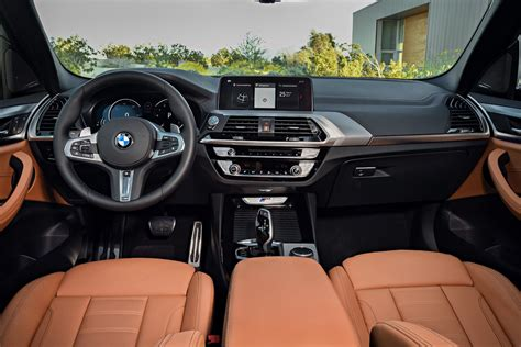 2018 bmw x3 interior all new 2018 bmw x3 looks familiar but has more tech