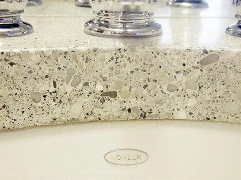 White Cabinets Concrete Countertops concrete countertops white 1