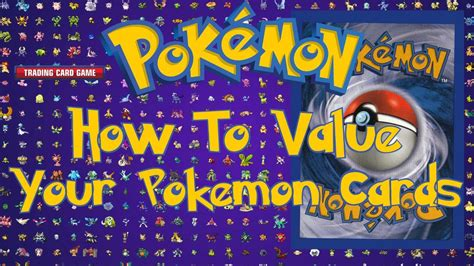 How To Sell Gift Card - how to sell your pokemon cards know the value tips youtube