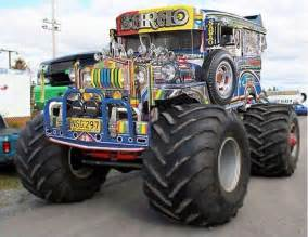 Cheap Car Tires Philippines Jeepney My Philippines Monsters
