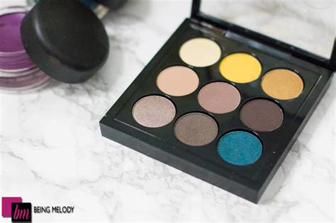 Eyeshadow X 9 mac cosmetics she s a model eyeshadow x9 swatches and review www beingmelody