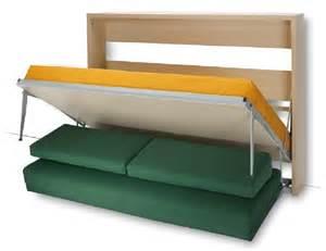 Wall Bed Sofa Price Classic Horizontal Wallbed With Sofa Multi Purpose