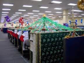 office cubicles holiday decor ideas paperblog