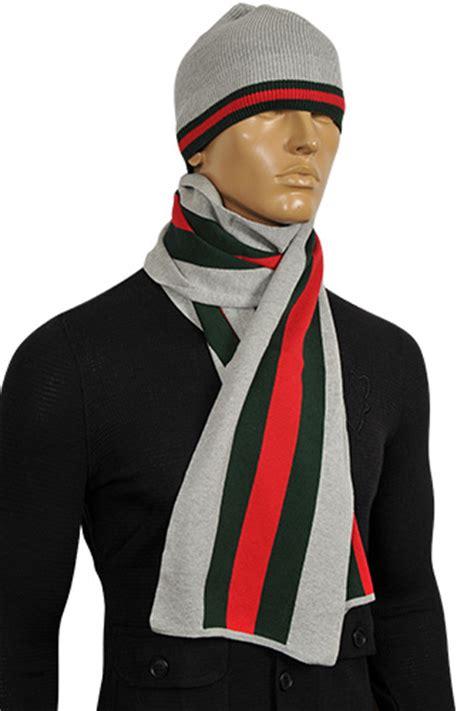 design clothes and hats mens designer clothes gucci men s hat scarf set 78