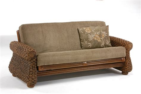 rattan futon iris rattan futon frame by day furniture