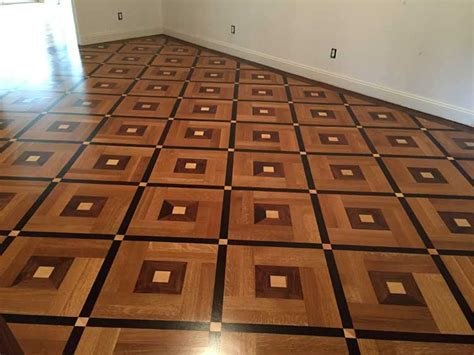 Custom flooring, custom floor design and custom stone and