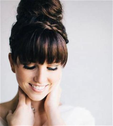 Hepburn Inspired Wedding Hairstyles by Hepburn Master Hair Stylist Kristine Barone