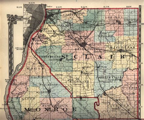 St Clair County Il Records St Clair County Ilgenweb