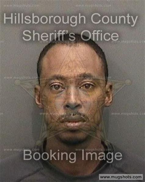 Hillsborough County Florida Records Terrance Hester Mugshot Terrance Hester Arrest Hillsborough County Fl