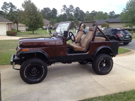 Jeep Cj7 For Sale By Owner 1984 Jeep Cj7 For Sale