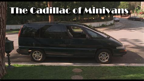 cadillac minivan the cadillac of minivans