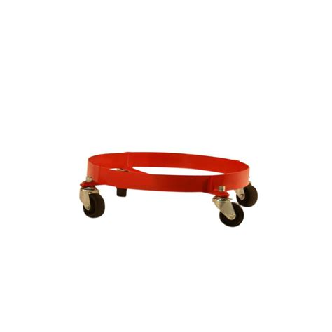 milwaukee 500 lb capacity drum dolly dc40145 the home depot