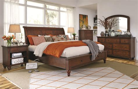 Cambridge Bedroom Furniture Cambridge Cb Bch By Aspenhome Stoney Creek Furniture