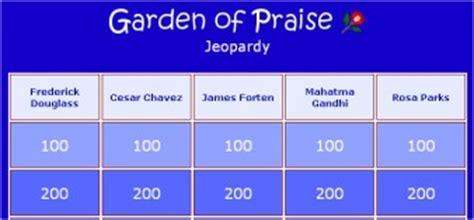 garden of praise tests