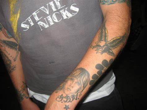fleetwood mac tattoos stevie page 2 the ledge