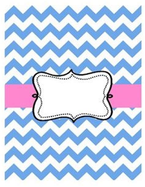 chevron binder cover templates 1000 images about binder covers on binder