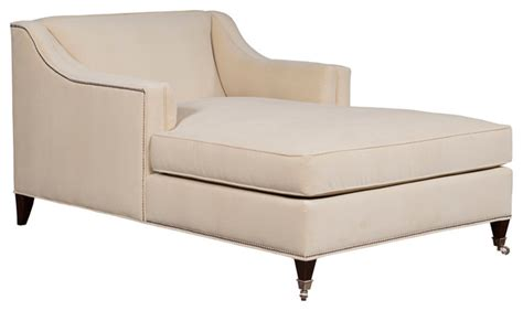 ivory chaise lounge cupid chaise transitional indoor chaise lounge chairs