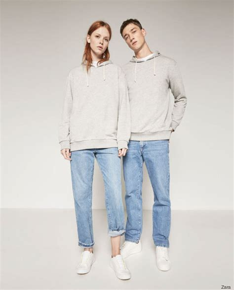 Zara Kulot Set By Be Fashion zara lance sa collection unisexe quot ungendered quot mais ne fait pas l unanimit 233
