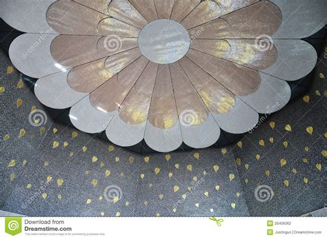 flower pattern on ceiling flower ceiling stock photography image 26406362