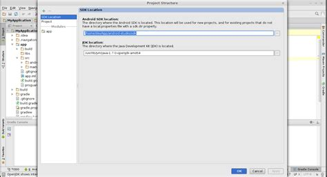 ndk android studio how to manually add ndk location android studio stack overflow