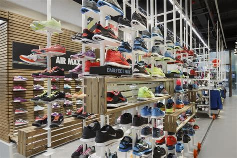 sport shoe shops crosstown running nike store by bearandbunny uk