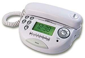 amazoncom coby ct p phone  caller id  amfm