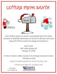 Free Santa Reply Letter Template Letters From Santa Www Galleryhip Com The Hippest Pics