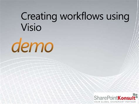 creating workflows overview creating workflows with visio infopath and