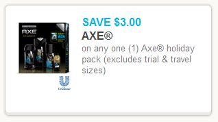 3001 axe gift set printable coupon coupon for axe gift set specs price release date redesign