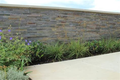 garden wall cladding 1000 images about cladding on