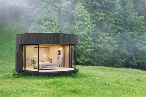 lumipod prefab cabin uncrate