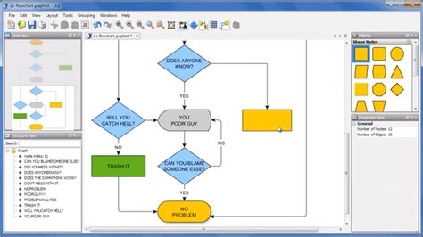 free flowchart software like visio 9 of the best free alternatives to microsoft visio make