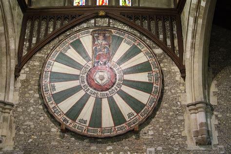 la tavola rotonda di re 249 a winchester viaggi