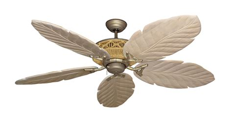 tropical ceiling fan blades object moved