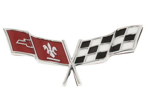 1977 1979 corvette front emblem ebay