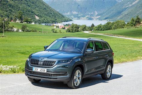 skoda kodiaq skoda s kodiaq will get coupe version in china two new