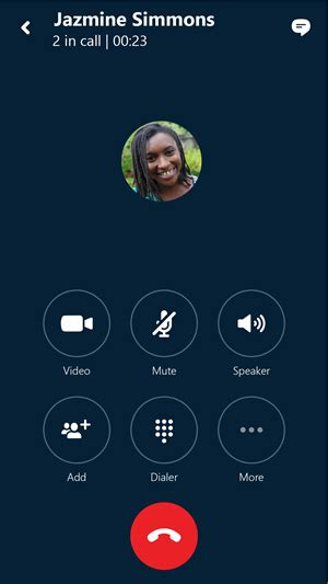 call android how do i make a voice call with skype for android