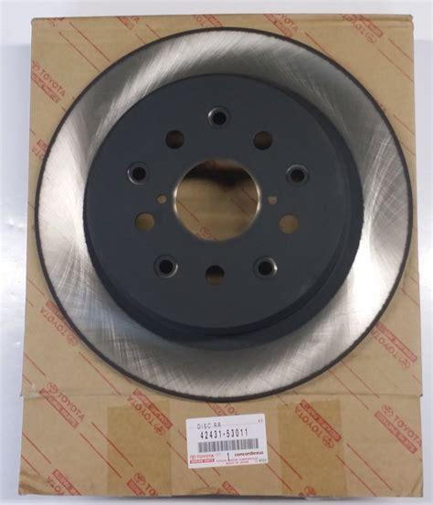 lexus is300 brake rotors brakes lexus gs300 gs400 gs430 toyota lexus bnib