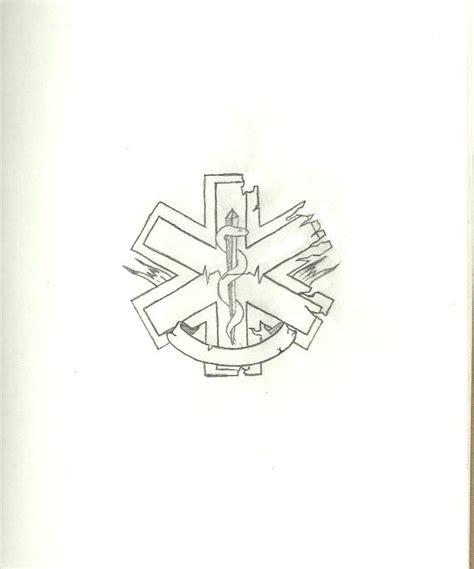 emt tattoo designs emt designs emt design by wvinhale